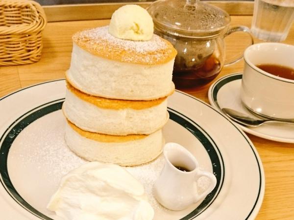 gram プレミアムパンケーキ