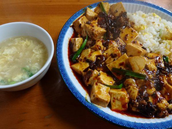 万徳 麻婆豆腐