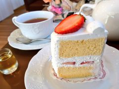 シェリール イチゴのシフォンケーキ