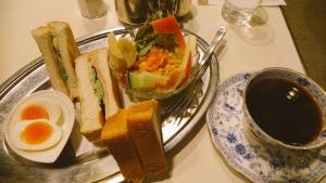 富士男 サンドイッチセット