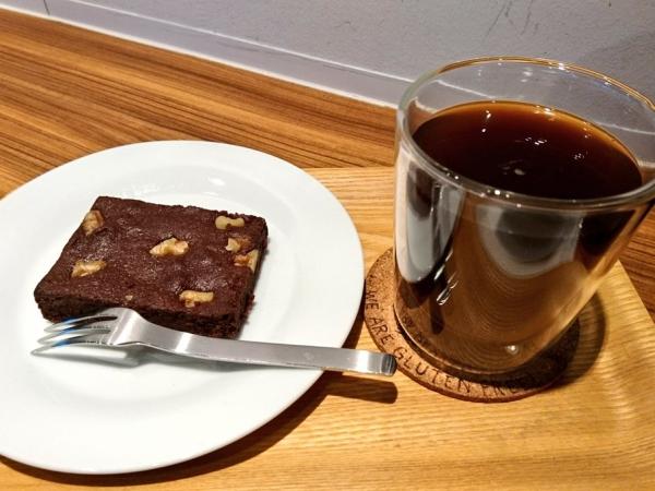 KOMEKOYA ブラウニー&コーヒー