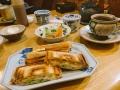 旅人茶屋 モーニングセット