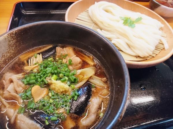 絢うどん つけ麺