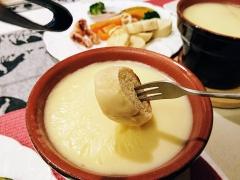タチバナフロマージュ チーズフォンデュ