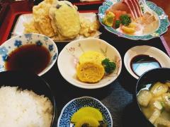 山清定食 1150円