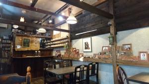 フォルピーズカフェ店内
