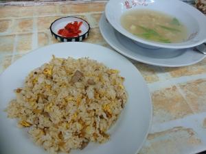 龍ちゃん飯店 スープ