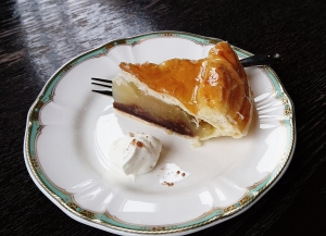 長崎堂のアップルパイ