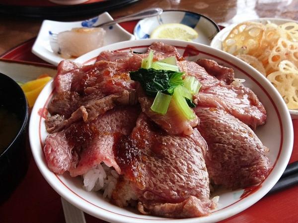 長崎和牛丼(1,480円)