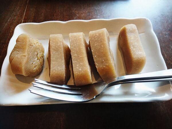 かんころ餅(600円)