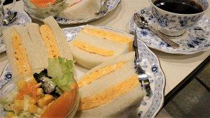 サンドイッチセット(860円)