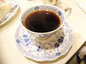 優しい味わいのコーヒー