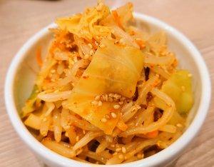 ぴり辛野菜(150円)