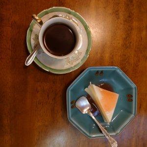 入り大豆のコーヒーと豆乳スイーツ